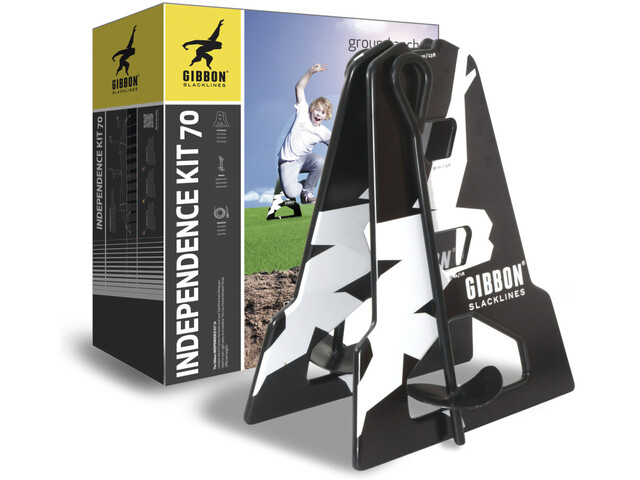 GIBBON Independence Kit 70 Slackline